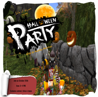 2019 Halloween Party